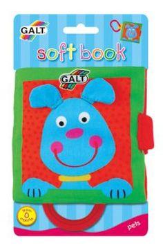 Galt Soft Book - Pets