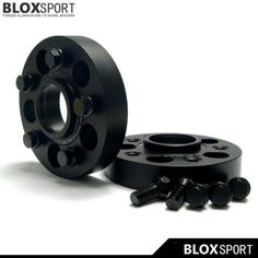 4pc 30mm 5x100//5x112 Audi Wolkswagen Hub Centric Wheel Spacer Kit  60mm Lug Bolt