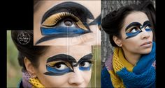 bird make up - Google Search