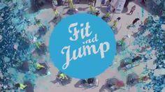 Be Fit and Jump - fitness na trampolinach - Sprawdź to! Poćwicz z Nami!  #trampoline #fitness #fitandjump #jump #fun #health #sport