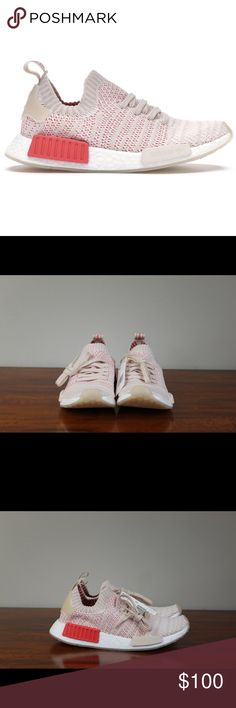 e790b730d723 Adidas NMD R1 STLT Linen Women s Brand New. No Box. No rips or tears