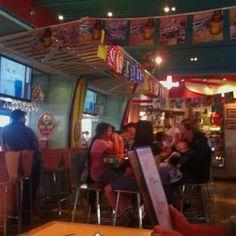 Wipeout Bar & Grill Bar
