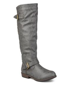 bfdd7d266647 Dark Gray Spokane Boot - Women  zulilyfinds Color