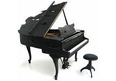Maarten Baas Steinway Piano