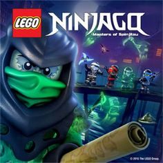 LEGO Ninjago: Masters of Spinjitzu, Season 5 by LEGO Ninjago: Masters of Spinjitzu
