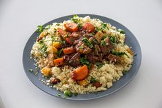 How to Make Moroccan Lamb Couscous at Home Couscous Recipes, Making Couscous, Moroccan Couscous, Beef Recipes, Cooking Recipes, Marinated Lamb, Healthy Snacks, Healthy Recipes