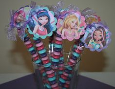 Winx Club Party Favor by POPSnMORE on Etsy, $16.00