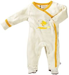 Babysoy Unisex Baby O Soy Footie  Koala  612 Months -- Learn more by visiting the image link.
