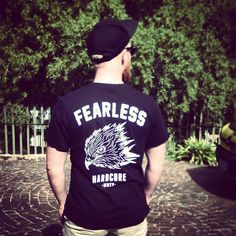 Fearless print. Street Wear, Clothing, Instagram Posts, Mens Tops, Free, Shopping, Fashion, Outfits, Clothes