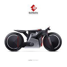 Mercenary Garage: Alpha Machina  #BarbaraCustomMotorcycles #AlphaMachina1 #Mercenary #MercenaryGarage
