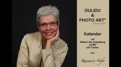 Kunstkalender DULIDU & PHOTO ART° by Rosemarie Hofer im Handel