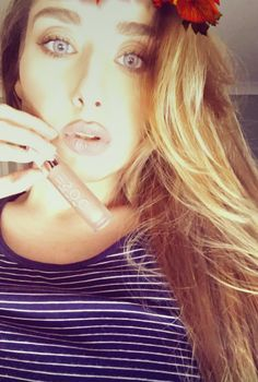 """Stunning !! #Lips #makeup #beautiful"