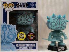 Darth Maul Holographic - Star Wars - Comic Con Exclusive - Funko Pop! Vinyl Figure