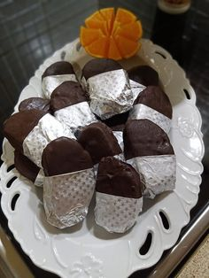 Chocolate Sweets, Creative Food, Food To Make, Muffin, Food And Drink, Pudding, Ice Cream, Yummy Food, Pasta
