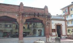 Cooperativa de Viticultors de Montblanc restaurada Maig 2015 https://www.facebook.com/photo.php?fbid=1433780603595300