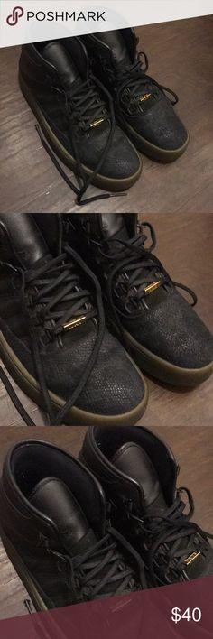 ce0e5bd985dc12 Shop Men s Jordan Blue size 12 Boots at a discounted price at Poshmark.