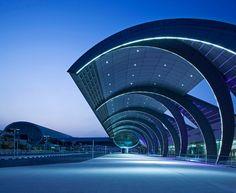 Aeropuertos Dubai