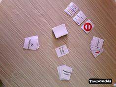 Ρήμα και βγαίνω! Grammar, Games, School, Pandas, Gaming, Plays, Game, Toys