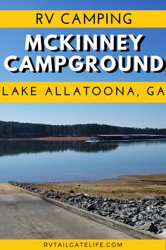 Looking for an RV campground on the north side of Atlanta, Georgia? Check out McKinney RV Campground at Lake Allatoona, a quick trip from Atlanta, with all the awesome lake camping experiences. This Army Corp of Engineers campground is big rig friendly, for even the biggest of your Class A motorhomes. Travel Hack, Rv Travel, Travel Info, Travel Tips, Rv Living, Outdoor Living, Rv Parks And Campgrounds, Lake Camping, Rv Tips