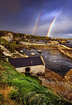 Ballintoy Harbour - County Antrim, Northern Ireland