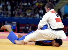 Need for head in judo