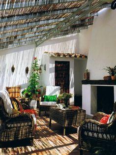 THe Olive Grove in Andalusia via Design Tripper