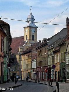 Old Town of Brașov, Transylvania, Romania | by   PeMo10                                                                                                                                                                                 Mehr