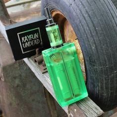 KAYFUN UNDEAD Rebuildable Atomizer