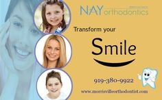 Invisalign Orthodontic Treatment in Cary