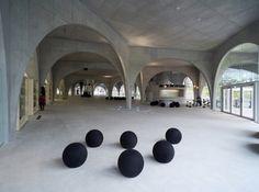 Bibliothèque Tama à Tokyo, Toyo Ito