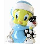 Tweety Bird Cookie Jar by Gibson. Repinned by one of WorthPoint's favorite pinners!