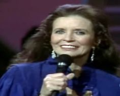 June Carter Cash live at Roy Clark's HeeHaw Show