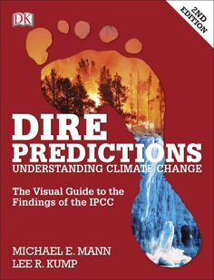 Dire Predictions: Understanding Global Warming by Michael Mann and Lee Kump - this is a DK book with lots of visuals for the layperson.