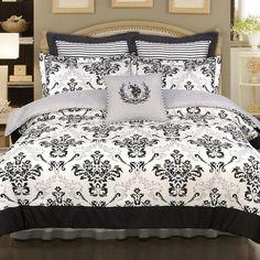 Fleur de lis bedding on pinterest fleur de lis bedding and comforter sets - Fleur de lis bed sheets ...