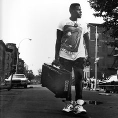 Radio Raheem,   Do The Right Thing..a Spike Lee Joint
