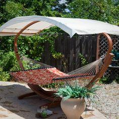 Um lugar à sombra para aproveitar os #dias quentes! Não é uma maravilha? #ficaadica #inspiração #verão