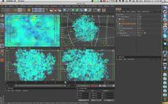 Cinema 4D Space Nebula Tutorial