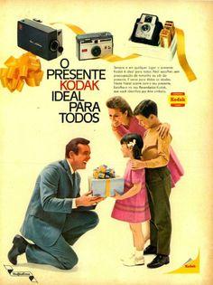 Kodak, #Brasil  #anos60  #retro