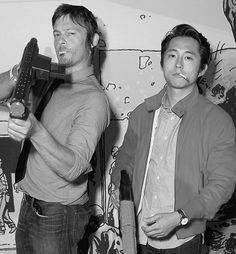 """Reedus on Daryl """"I'm trying to play him as a virgin who was constantly put down and had to fight for everything, as someone with a huge chip on his shoulder. In television, you kind of have to plant these little seeds and hope that those trees bear fruit. So I'm constantly trying to look for little moments and make this guy evolve."""" - Flaunt Magazine"""