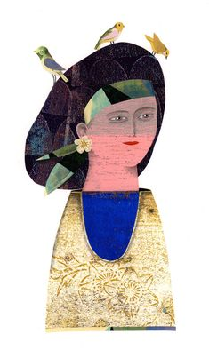 Carol Ann Duffy, Disney Characters, Fictional Characters, Snow White, Birds, Illustrations, Disney Princess, Color, Beauty