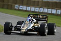 Lotus Renault F1 | Lotus-Renault 98T (1986) - F1 Fanatic