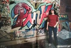 Lady Pink Mind The Gap, Graffiti History, Graffiti Artists, What Is Contemporary Art, Pink Street, Hip Hop, School Images, Wildstyle, Design Movements
