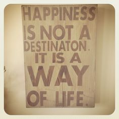Happiness Wall Plaque AED180