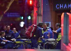Secuestro en Sydney sin precedentes - Un supuesto islamista retiene a punta de pistola a... Sydney, Album, World, Card Book