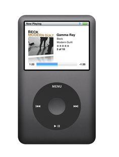 Apple iPod classic 120 GB Black (6th Generation) OLD MODEL