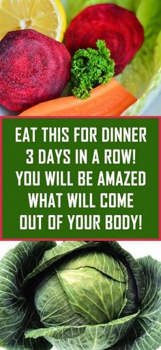 Eat This for Dinner 3 Days in a Row! You Will Be Amazed What Will… Eat This for Dinner 3 Days in a Row! You Will Be Amazed What Will Come Out of Your Body! Health Tips, Health And Wellness, Health Care, Nutrition Tips, Health Essay, Wellness Tips, Health Benefits, Health Fitness, Bile Duct