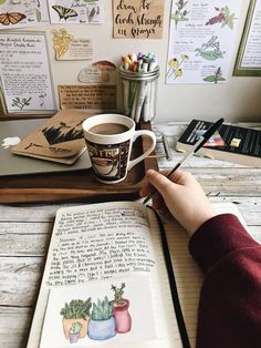 studyblr of a dancer: Photo - Studying Motivation Poster Print, Study Space, Study Areas, Study Desk, Book Aesthetic, Aesthetic Bedrooms, Journal Aesthetic, Aesthetic Design, Coffee And Books
