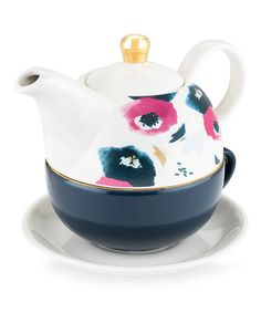 Loving this Addison Tea for One Set on #zulily! #zulilyfinds