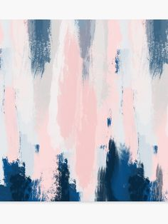 Abstract blush and blue canvas print, # blush # . - Abstract blush and blue canvas print, - Blue Canvas, Diy Canvas, Painting Canvas, Diy Painting, Textured Painting, Blue And Pink Bedroom, Magenta Bedrooms, Desenio Posters, Deco Design
