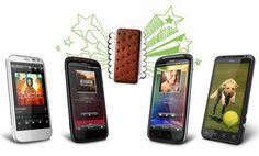 HTC pubblica la lista degli smartphone che riceveranno l'aggiornamento ad Android Ice Cream Sandwich